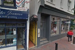 Brighton bar 'breached drinks licence'