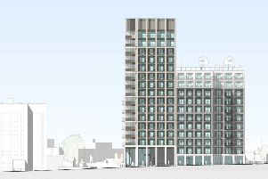 Brighton planners recommended to approve 18-storey tower block