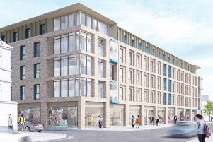 A Brighton college hopes to build five-storey block for 230 students