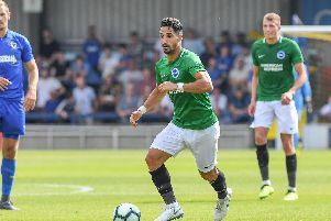 Beram Kayal. All pictures by PW Sporting Photography.