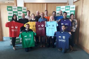 Active Sussex and Specsavers join forces to boost Sussex School Games experience for local children and young people. All pictures courtesy of Ruth Dacey.