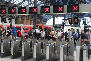 Rail delays between Brighton and Haywards Heath