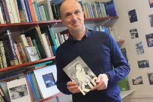 Hugh Dunkerley, Reader in Creative Writing and Contemporary Poetry