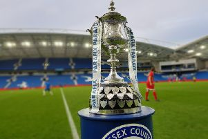 The Sussex Senior Cup final