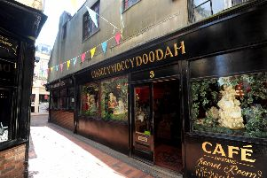 Brighton's Choccywoccydoodah closes down