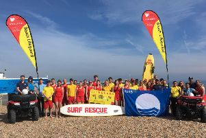 Brighton and Hove lifeguards