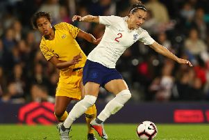 Lucy Bronze. Picture by Getty Images