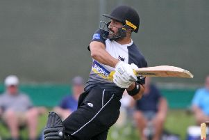 Jibran Khan top-scored for Roffey