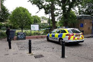 Brighton's Royal Pavilion has been closed due to a serious incident. Picture supplied by Eddie Mitchell