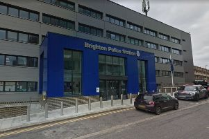 Brighton Police Station. Picture from Google Maps