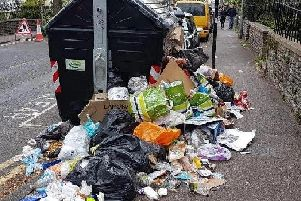 Refuse workers look set to strike this summer in Brighton and Hove