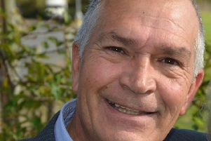 Councillor Steve Bell, leader of the Conservative Group on Brighton and Hove City Council