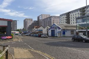 Moda regeneration of Sackville Road as viewed from Newtown Road