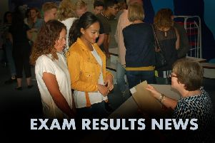 A-level students in Brighton & Hove have surpassed the national average