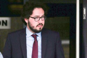 Kieran Kennedy appeared at Worthing Magistrates' Court today