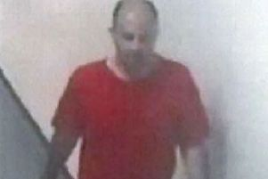 Do you recognise this man? SUS-190830-110932001