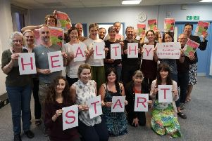 Healthy Start Campaign launched by Brighton and Hove Food Partnership, Sussex Community NHS Foundation Trust, and Brighton and Hove City Council's Children's Centres