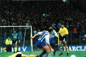 Nostalgia / Brighton's Bryan Wade will always be remembered for that moment of magic against Newcastle