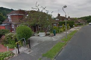 Court Close in Patcham (photo from Google Maps Street View)