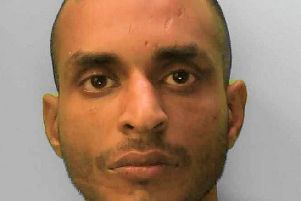 Muhhammed Ahmed. Photo courtesy of Sussex Police SUS-190810-135522001