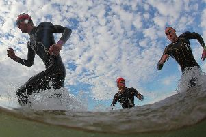 The Brighton Triathlon is aiming for 2,000 competitors this year