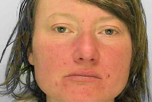 Justyna Greba, 35, recently arrived in the UK from Poland, Sussex Police said.