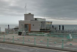 Brighton seafront restaurant's premises licence relaxed