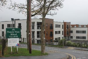 Downs View School was one of those affected by the problems with the new home to school transport contract
