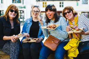 Sussex Street Food of the Year Finals