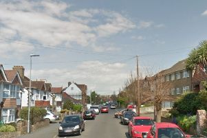 Stafford Road in Seaford. Picture: Google Street View