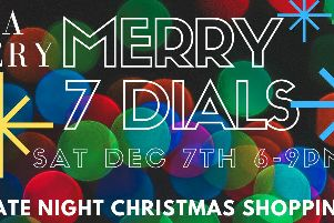 Seven Dials will be hosting a late night shopping event this Saturday