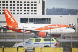 Emergency incident at Gatwick Airport