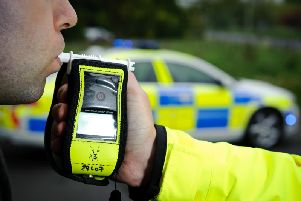 Police arrested the drink-driver in East Sussex