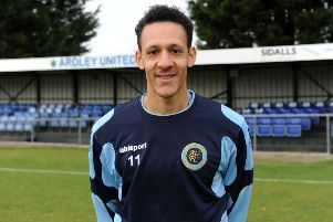 Troy Bryan came off the bench to bag a brace for Ardley United