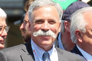 Chase Carey. Picture by James Beckett