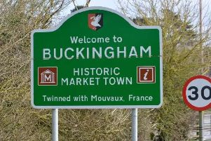 One tenth of Milton Keynes population could shift to Buckingham