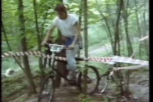 NOSTALGIA VIDEO: Did mountain biking events as we know them start in Wendover Woods?