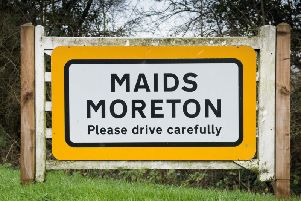 Two men were arrested in January, charged with two murders in the village of Maids Moreton