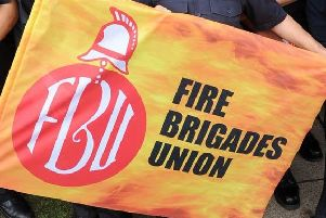 Dave Green, national officer at Fire Brigades Union has called starting fires deliberately a 'heinous crime'