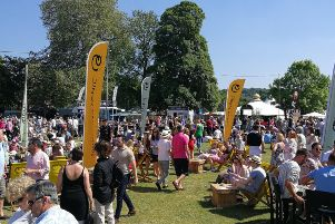 Pub In The Park Marlow 2018