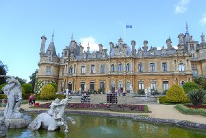 Waddesdon Manor fun for September