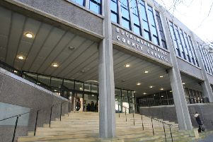 Bucks County Council offices