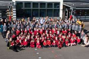 Lace Hill Academy in Buckingham receive a Good Ofsted report