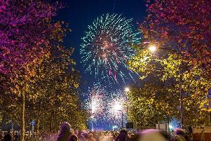 We've compiled a fireworks guide featuring events from across Aylesbury Vale  for 2018.