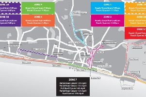 Brighton Marathon bike ride route revealed