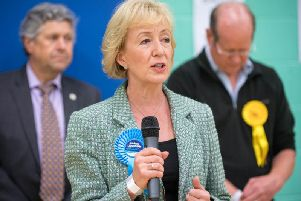 Andrea Leadsom has sent several letters to HS2 Ltd CEO Mark Thurston