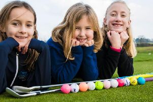Library image for Girls Golf Rocks