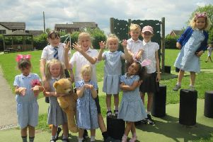 Twyford pupils raise money by breaking the rules!