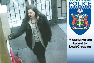 Have you seen Leah Croucher?