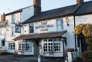 The Rothschild Arms in Aston Clinton